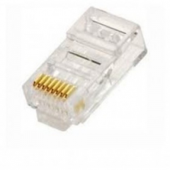Коннектор, SHIP, S901B, RJ 45, Cat 5e, FTP, (100 штук в пакете)